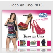 Price Shoes Todo en uno 2013