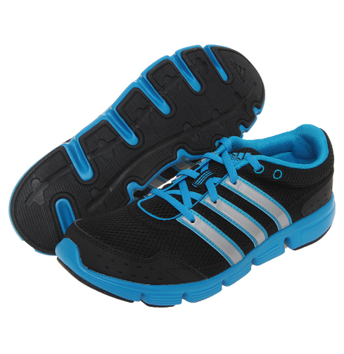 Adidas Running mujer 2014 negros con azul turquesa outlet online