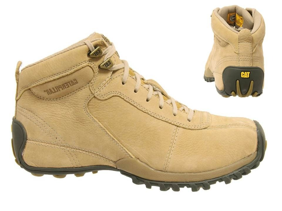 Botas de seguridad caterpillar car interior design - Calzado de seguridad ...