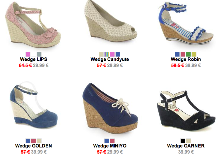 Coolway zapatos girl