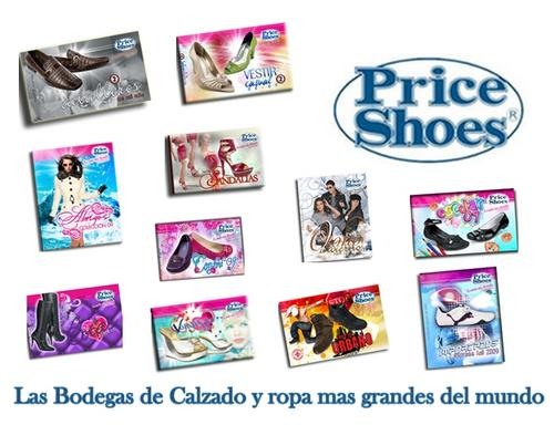 catalogos Price Shoes 2013