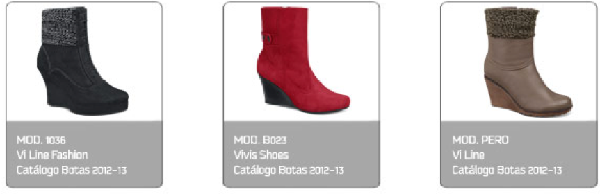Price Shoes botas 2012