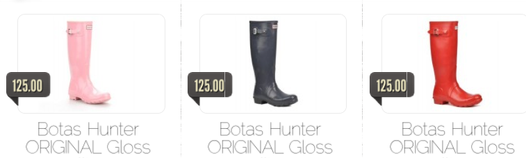 Comprar Botas Hunter