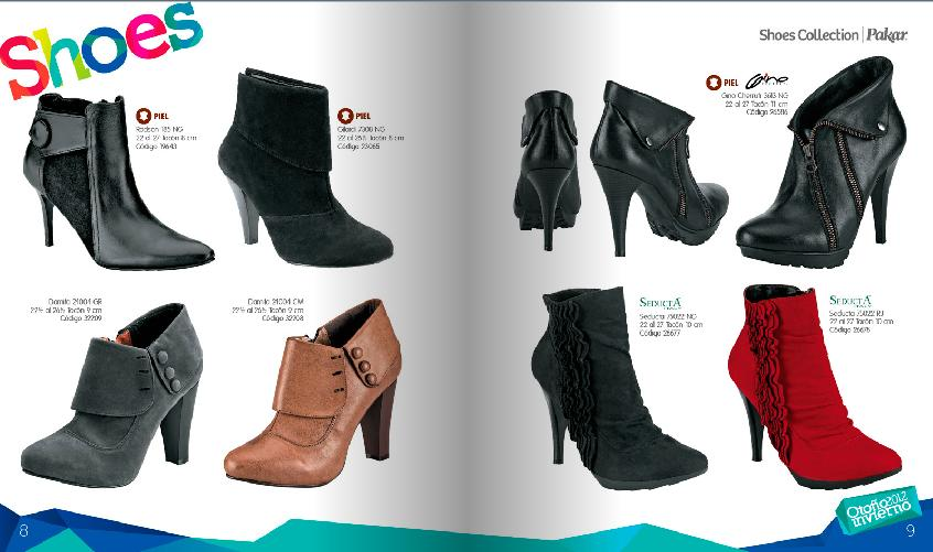 Botas Shoes Collection Pakar