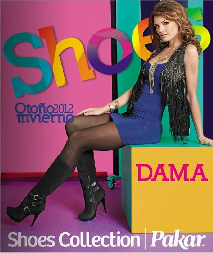 Shoes Collection Pakar catalogo 2012