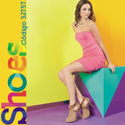tacones shoes collection pakar