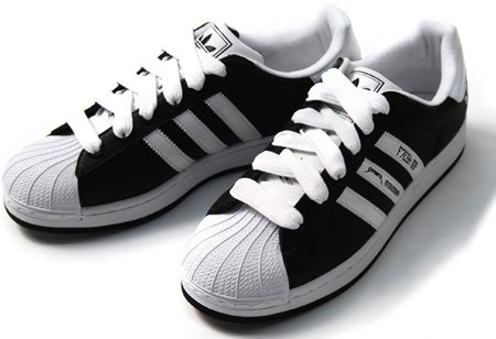ADIDAS superstar 2 negros