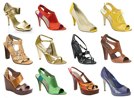 catalogo nine West 2013