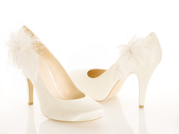 westies bridal zapatos novia