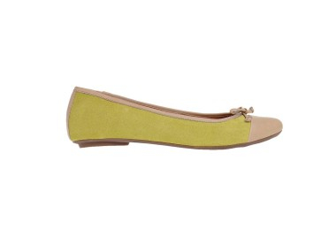 Prune zapatos 2013 amarillo