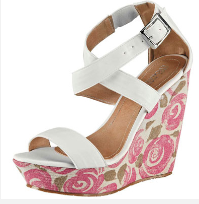 estampado floral Shoes 2013