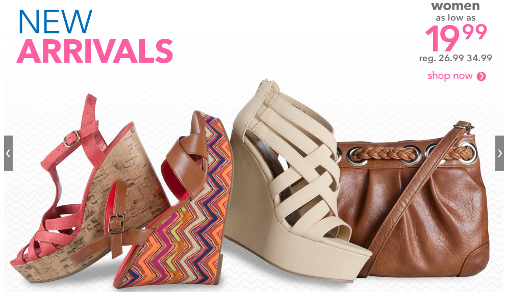 Payless Shoes Usa sandalias