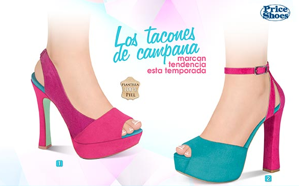 catalogo virtual price shoes 2013
