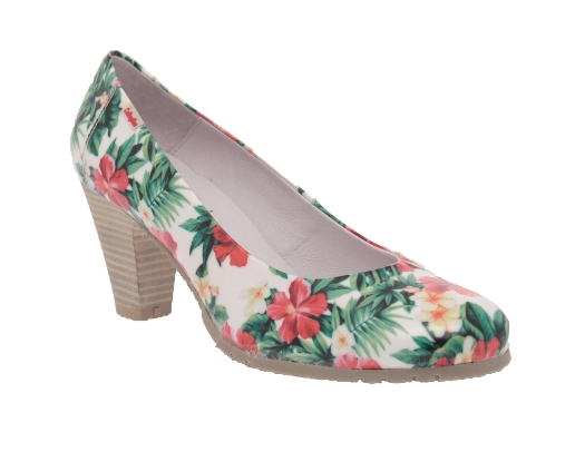 estampado florar Callaghan zapatilla