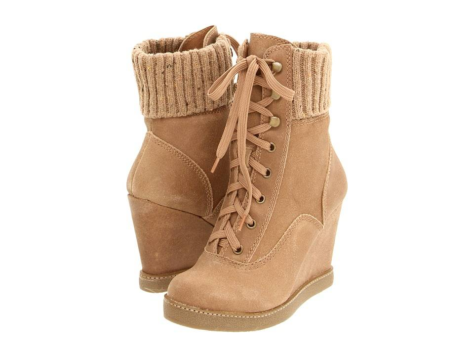 Aldo shoes botines beige