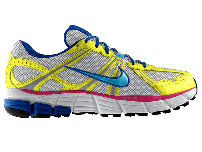 colores materiales NikeID