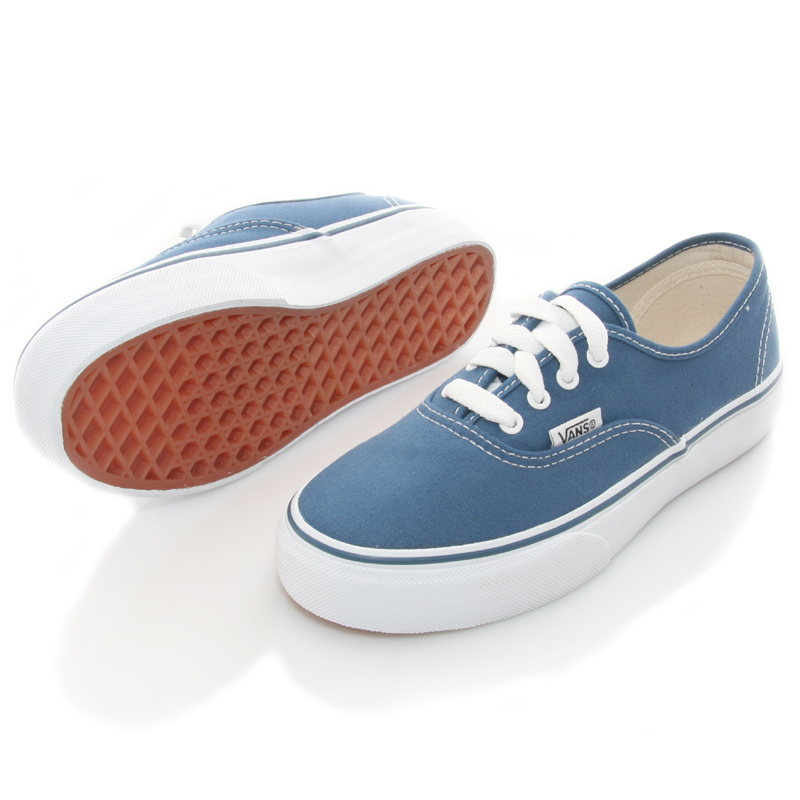zapatos Vans azul old skool