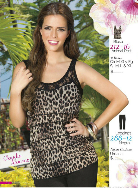 estampado animal print cklass