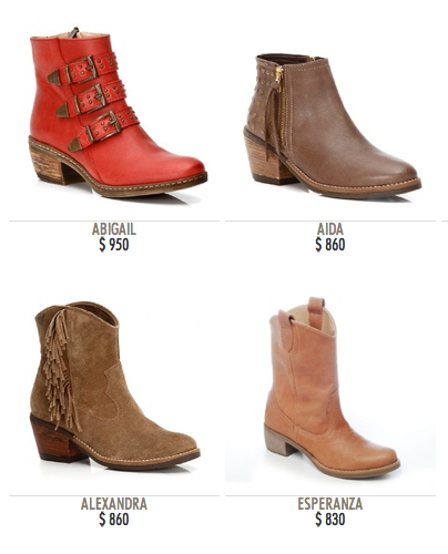 texanas Lady Stork invierno 2013 outlet