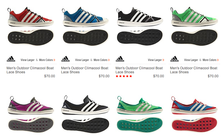 colores hombre mujer Climacool