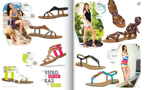 Catalogo virtual Andrea 2013