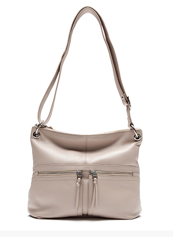 bolsa David Jones blanca