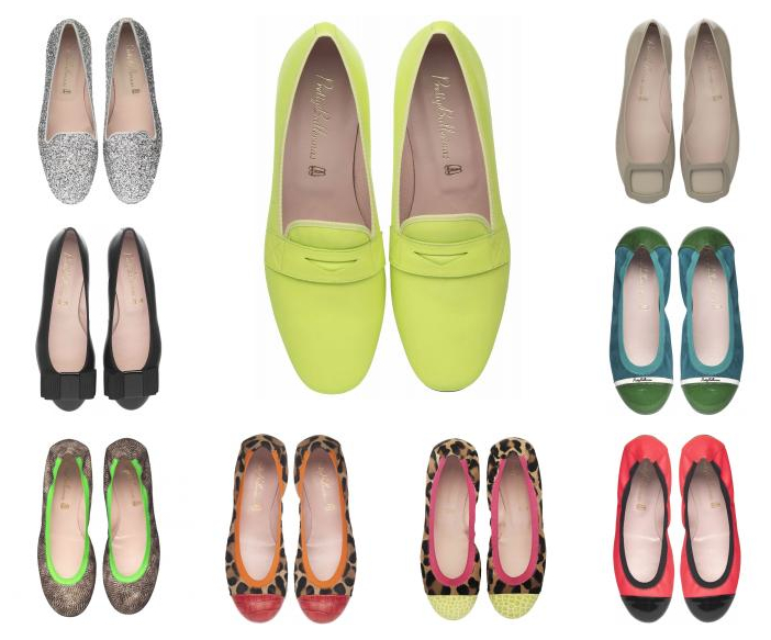 colores Pretty Ballerinas USA