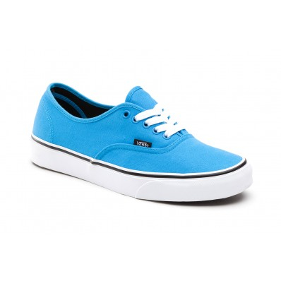 Vans outlet azules para mujer
