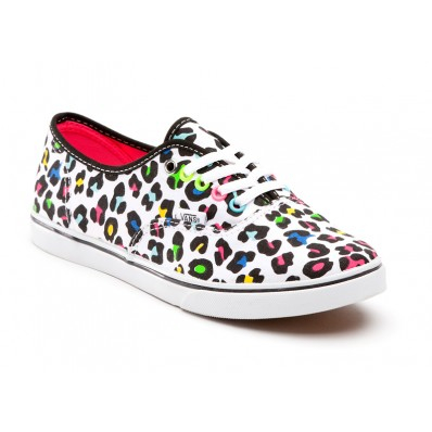 Vans outlet estampado