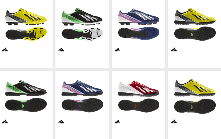 botines Adidas outlet online