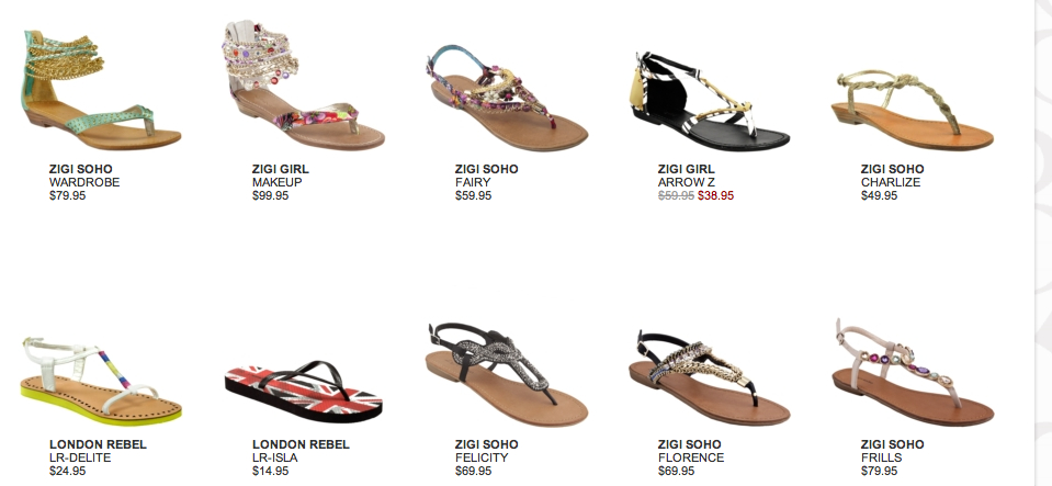 Sand Shoes Online