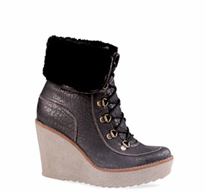 botines negros Shoes and Shoes mujer