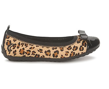 bailarinas Animal Print Leopardo Geox