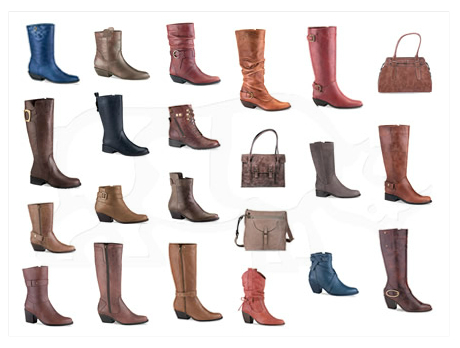 modelos Shoes and Shoes botas colores