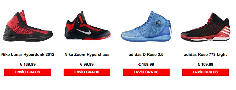 Foot Locker Barcelona online rebajas