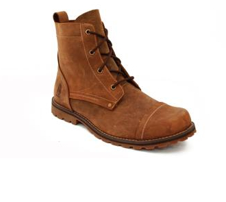 Hush Puppies botas modelo Lugger camel