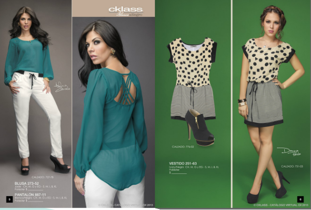 Cklass Catalogo Ropa 2013 on catalogos de ropa para vender