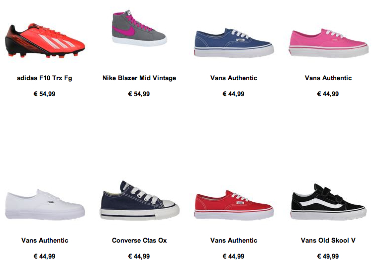 Foot Locker Madrid online