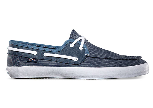Vans Surf Distressed azul turquesa