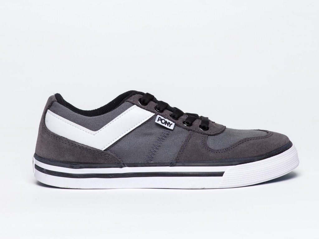 modelo City Wing Low zapatillas grises Pony