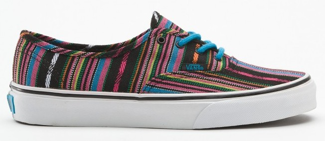 zapatillas Vans multicolor baratas