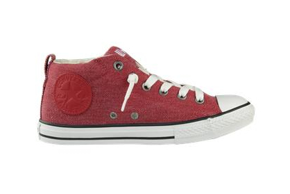 Foot Locker Madrid Converse Chuck Taylor rojas