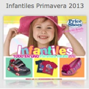Catalogo Price Shoes Infantil