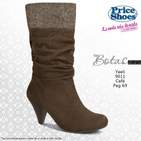 botas arena modelo Yaleni Price Shoes 2013