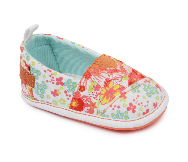 zapatos Colloky Chile multicolor florales niña