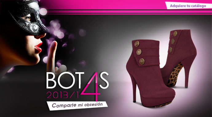 catálogo botas Perinorte Price Shoes dama