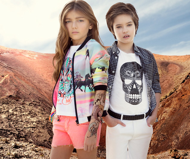 Ona Saez Kids color estampados originales