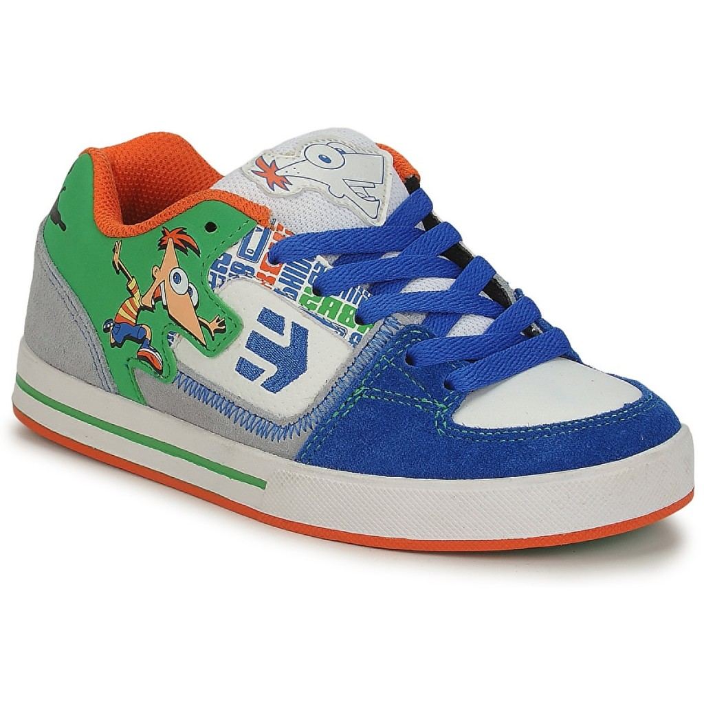 Disney Kids Ronin Etnies zapatos Disney