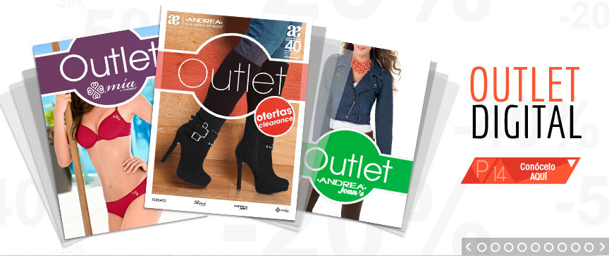 outlet digital Andrea USA Shoes ofertas descuentos