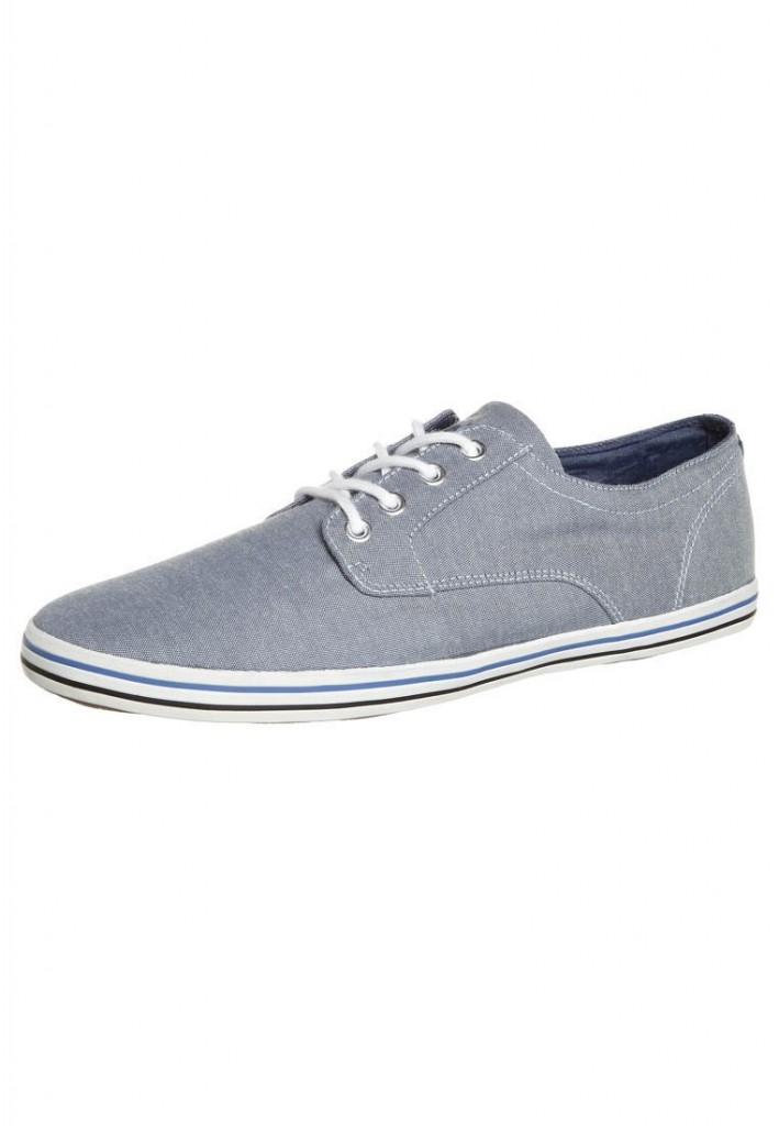 Zapatos para hombre marca Your Turn en color gris